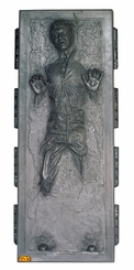 Han Solo in Carbonite (Star Wars) Cardboard Cutout Life Size Standup