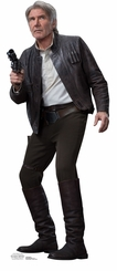 Han Solo � The Force Awakens Cardboard Cutout Life Size Standup