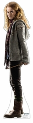 Hermione Granger from Harry Potter and the Deathly Hallows Cardboard Cutout Life Size Standup