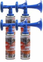 High Tone Air Horn Set of 4