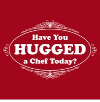 Hugged A Chef Apron