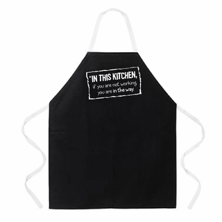 In this Kitchen Apron - Click to enlarge