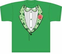 Irish Tux T-Shirt
