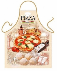 Pizza Funny Novelty Novelty Apron