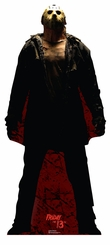 Jason Voorhees Dark � Friday 13th 2009 Cardboard Cutout Life Size Standup