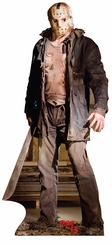 Jason Voorhees Knife � Friday 13th 2009 Cardboard Cutout Life Size Standup