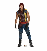 Jay � Disney Descendants Cardboard Cutout Life Standup