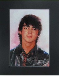 "Joe Jonas Picture 11"" X 15"" SUPER SALE"