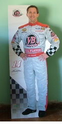 John Andretti 2005 Victory Brands NASCAR Cardboard Cutout Life Size Standup