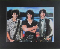 "Jonas Brothers Picture 11"" X 15"" SUPER SALE"