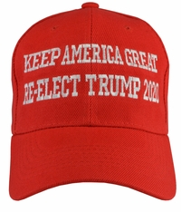 Keep America Great Re-Elect Trump 2020 Red Hat
