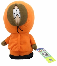 Kenny Southpark  plush doll 7.5 inches