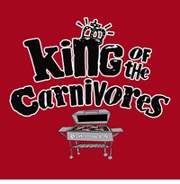 King of The Carnivores Apron