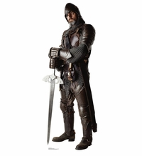 Knight in Armor Cardboard Cutout Life Size Standup