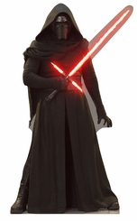 Kylo Ren (Star Wars VII: The Force Awakens) Cardboard Cutout Life Size Standup