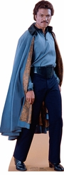 Lando from Star Wars Return of The Jedi Cardboard Cutout Life Size Standup
