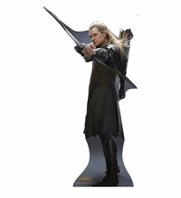 Legolas from The Hobbit The Desolation of Smaug Cardboard Cutout Life Size Standup