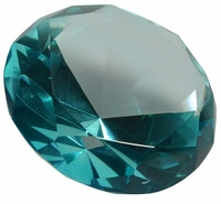 Light Seamist 3.15 Inch Diamond 80mm (Color Painted)