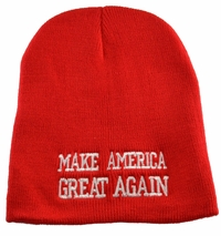 Make America Great Again - Red Beanie