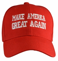 Donald Trump Make America Great Again Red Hat