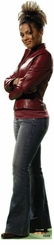 Martha Jones from Dr. Who Cardboard Cutout Life Size Standup