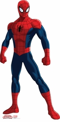 Marvel's Ultimate Spider-Man 02 Cardboard Cutout Life Size Standup