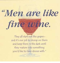 Men are like Fine Wine t-shirt