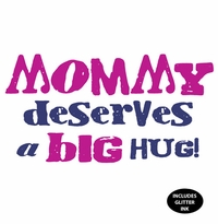 Mommy Deserves a Big Hug Maternity Nightshirt