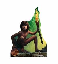 Mowgli � The Jungle Book Cardboard Cutout Life Size Standup