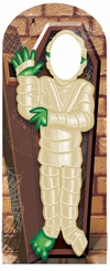 Mummy Cardboard Cutout Life Size Stand-In