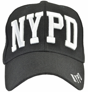 NYPD Hat - Click to enlarge