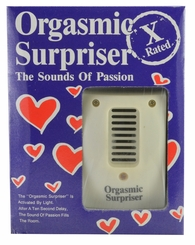 Orgasmic Surpriser - The Sounds of Passion Light Sensor