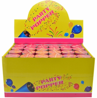 Party Confetti Popper - Spring Loaded 4