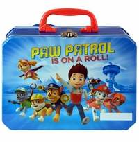 Paw Patrol Personalized Deluxe Storage Container