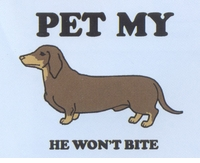 Pet My Weiner T-Shirt