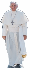 Pope Francis Cardboard Cutout Life Size Standup