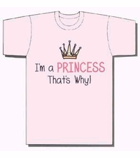 Princess and Queen T-Shirts