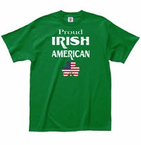Proud Irish-American T-Shirt