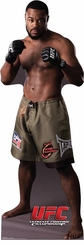 Rashad Evans from UFC Cardboard Cutout Life Size Standup