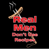 Real Men Apron