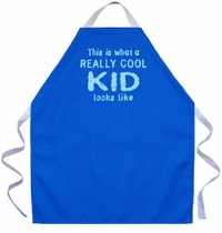 Really Cool Kid Apron