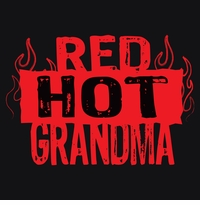 Red Hot Grandma Apron