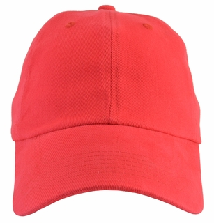 Red Stretch Fit Baseball Cap (2 Pack) S/M Super Sale  - Click to enlarge