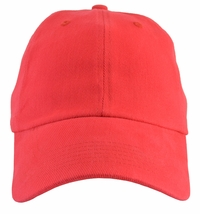 Red Stretch Fit Baseball Cap (2 Pack) S/M Super Sale