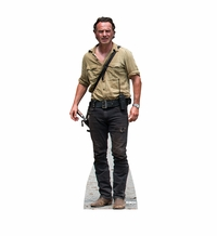 Rick Grimes (The Walking Dead) Cardboard Cutout Life Size Standup