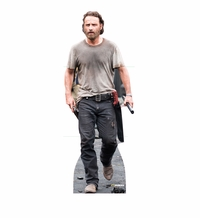 Rick Grimes (The Walking Dead) Cardborad Cutout Life Size Standup