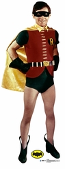 Robin � 1969 Batman and Robin TV Series Cardboard Cutout Life Size Standup