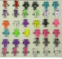 Robot Rings (36 pieces)
