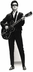 Roy Orbison Cardboart Cutout Life Size Standup
