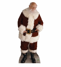 Santa – Movie Elf Cardboard Cutout Life Size Standup
